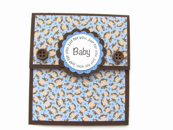 Gift Card Baby Shower Elegant Baby Shower Gift Card Holder Baby Boys New Baby Gift