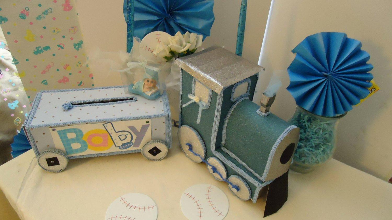 Gift Card Baby Shower Elegant Baby Shower Train Cards Box Gift Card Holder by Vmldesignstudio