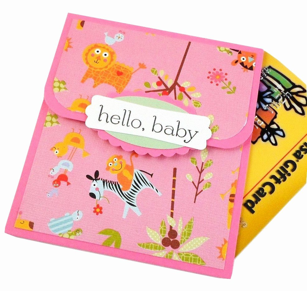 Gift Card Baby Shower Lovely Baby Shower Gift Card Holder Baby Girl Gift Card Holder