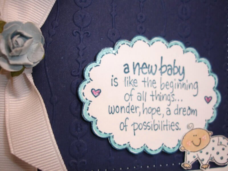 Gift Card Baby Shower New What Messages to Write In A Baby Shower Card