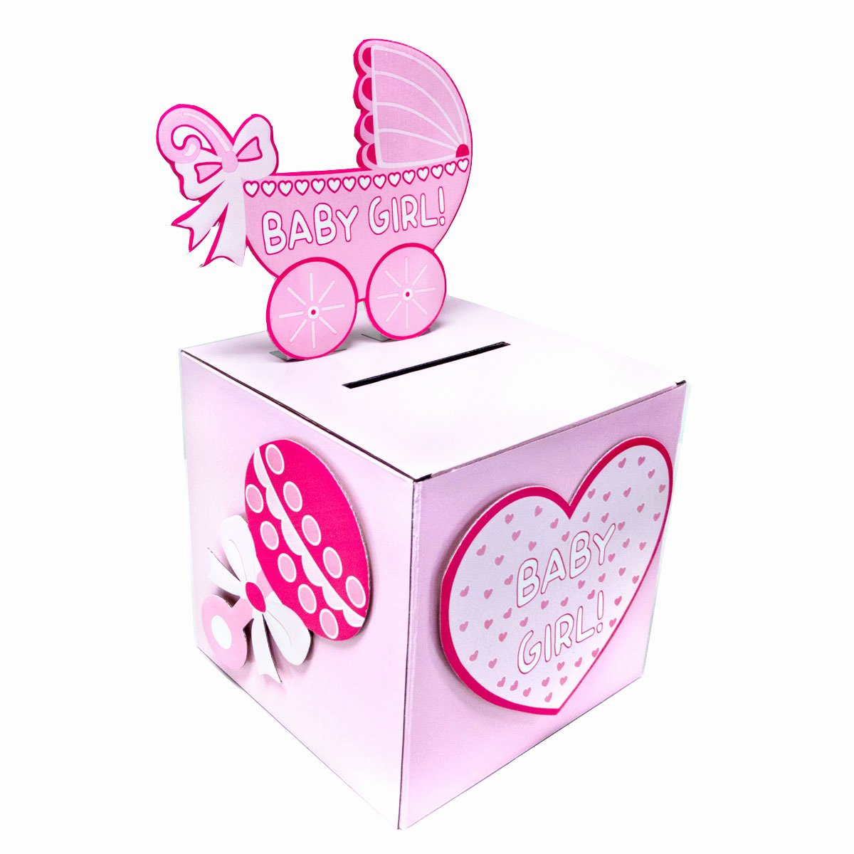 Gift Card Baby Showers Luxury Babyshower Wishing Well Card T or Money Box Boy Girl Party Ideas Cd415 1 Box