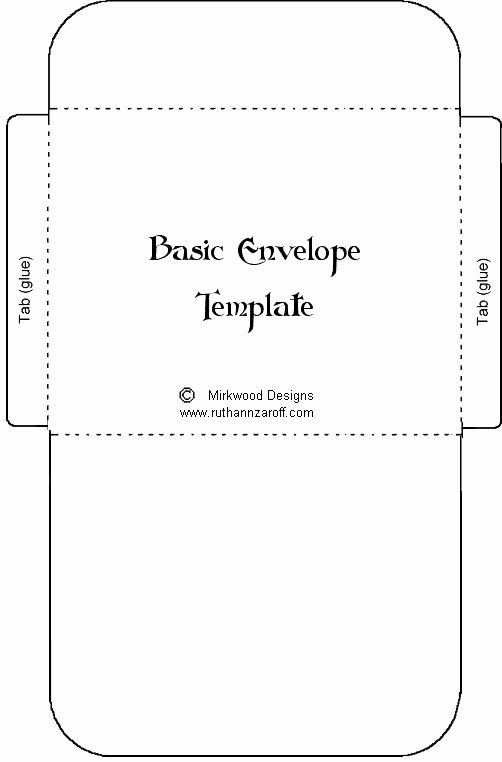 Gift Card Envelope Template Luxury 67 Best 2017 Envelope Templates Images On Pinterest
