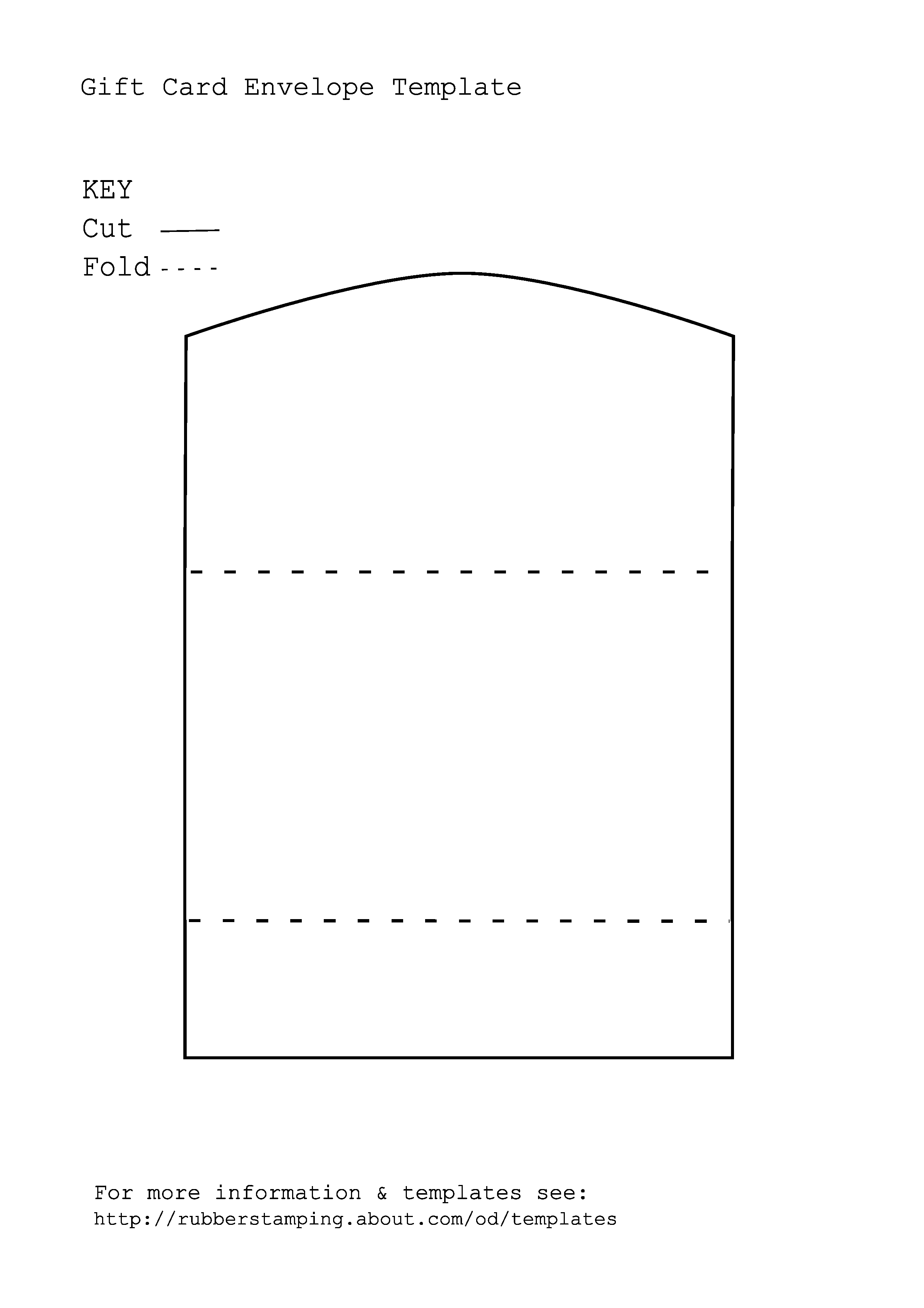 Gift Card Envelope Template New Learn How to Make some Super Easy Envelopes Gift Card Money Holders