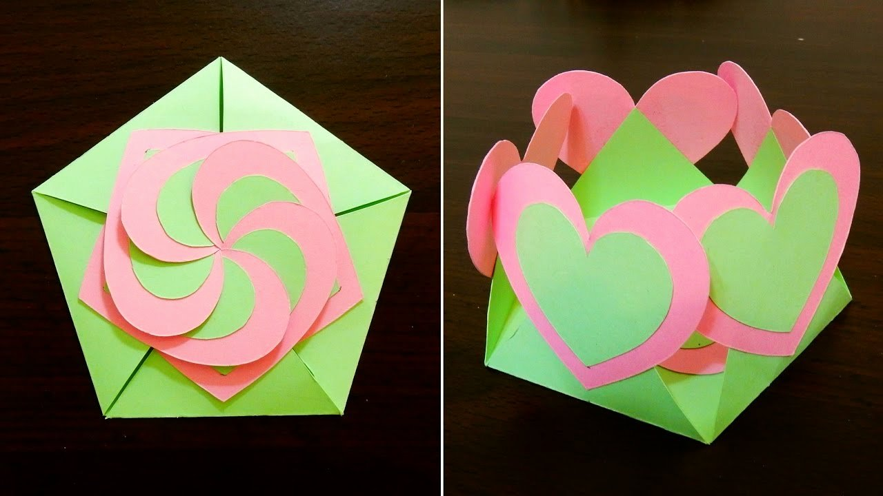 Gift Card Envelope Templates Lovely Gift Envelope Sealed with Hearts Learn How to Make A T Card with Interlocking Hearts