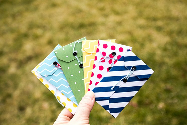 Gift Card Envelopes Templates Beautiful Diy Gift Card Envelopes Tutorial