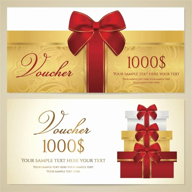 Gift Certificate Wording Examples Best Of Sample Wordings for Gift Certificates You Ll Want to Copy now
