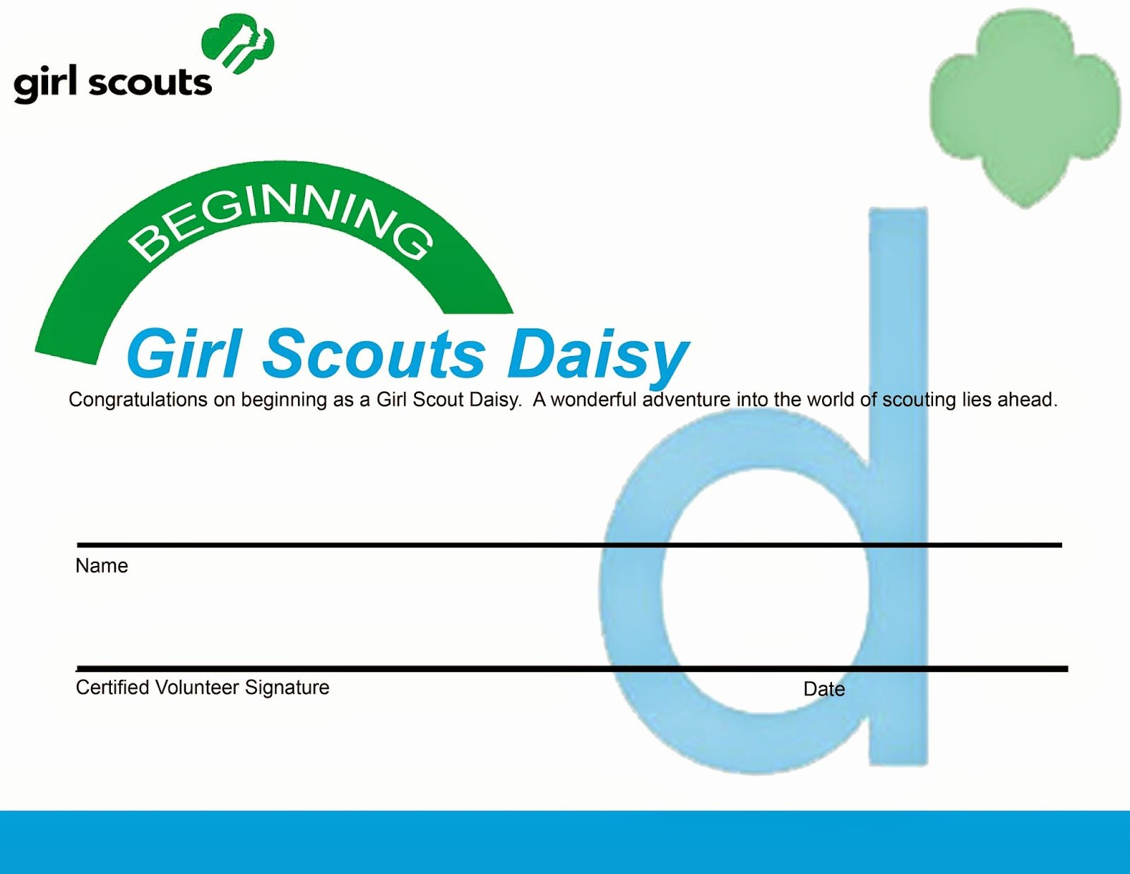 Girl Scout Bridging Certificates Lovely A Crafty Chick Daisy Meeting 5 Investiture Ceremony