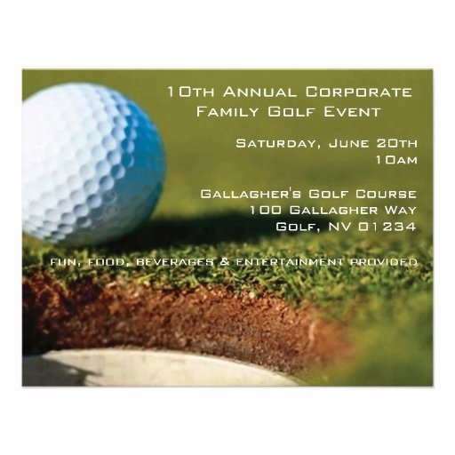Golf Invitation Template Free Fresh 17 Best Images About Golf events On Pinterest