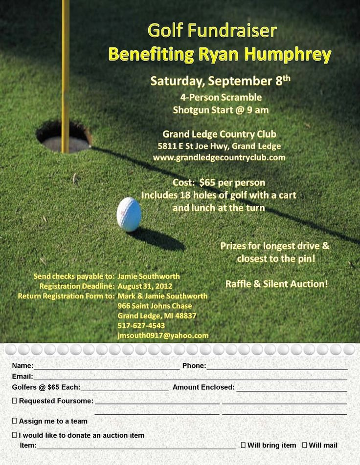 Golf Outing Flyer Template Inspirational 97 Best Images About Flyer Ideas Templates On Pinterest