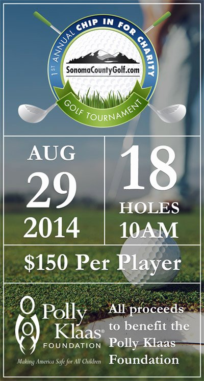 Golf Outing Flyer Template Unique sonoma County Charity Golf tournament