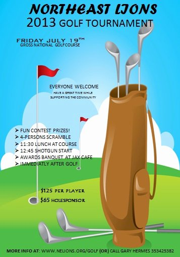 Golf Scramble Flyer Template Best Of Free Golf tournament Flyer Template – Emmamcintyrephotography
