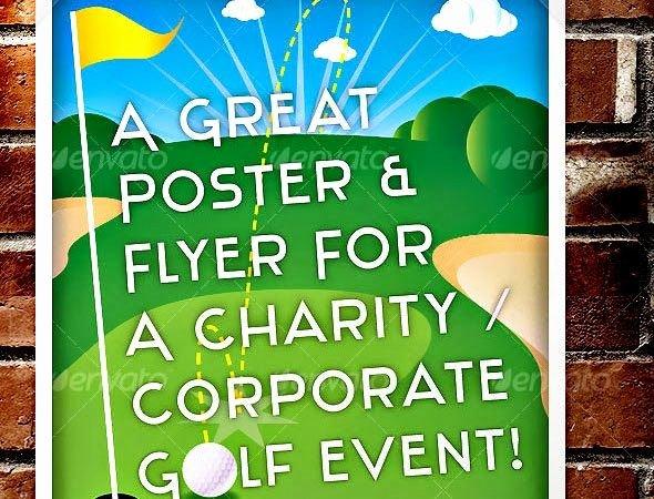 Golf tournament Flyer Template Elegant 10 Best Awesome Golf tournament Flyer Design Images On Pinterest