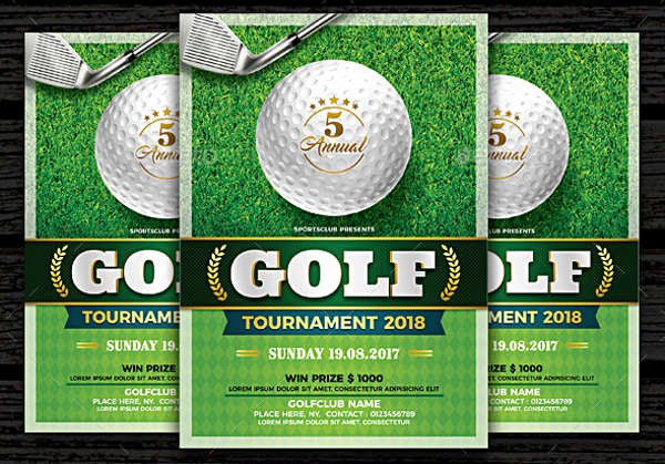Golf tournament Invitation Template Free Inspirational Golf tournament Invitations Templates