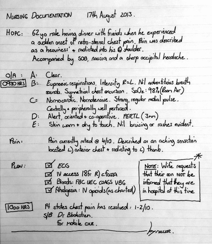 Good Nursing Notes Examples Unique Nursing Notes How to Document Nursing Notes Nursing School Essentials Pinterest