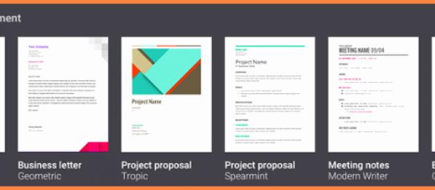 Google Docs Proposal Template Beautiful Google Proposal Template