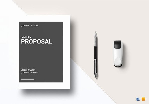 Google Docs Proposal Template Fresh 10 Medical Business Proposal Templates Word Pdf