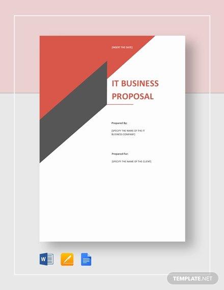 Google Docs Proposal Template Inspirational 134 Proposal Templates In Google Docs [download Ready Made]