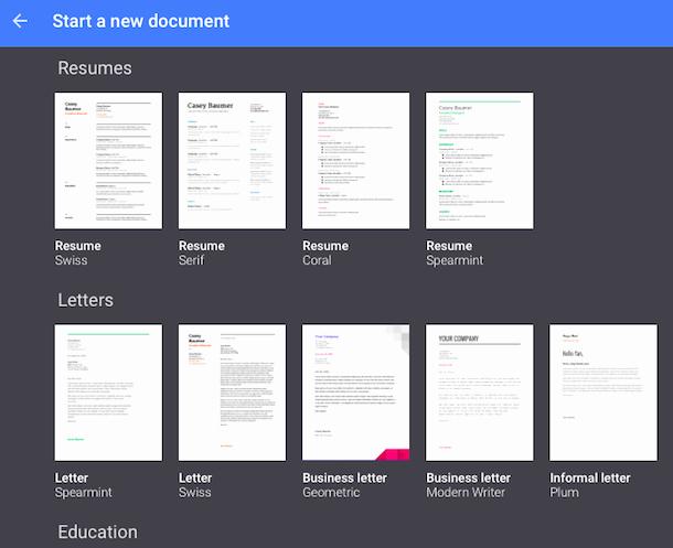 Google Docs Proposal Template Luxury Google Docs Templates