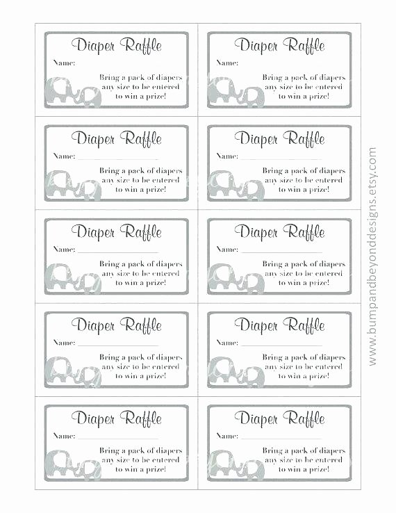 Google Docs Raffle Ticket Template Best Of Ticket Maker Design software to Enlarge Raffle