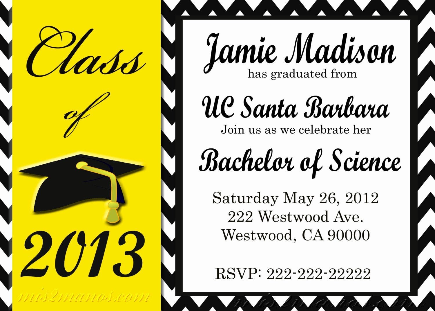 Graduation Invitation Templates Free Download Lovely Graduation Invite Templates