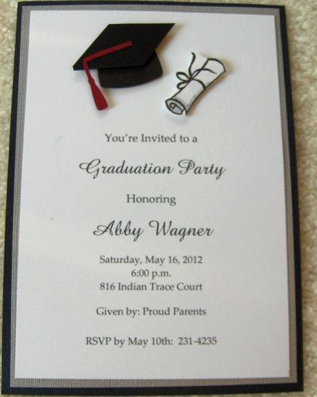 Graduation Invitation Templates Free Download Unique Graduation Invitation Templates Free Download Paperblog