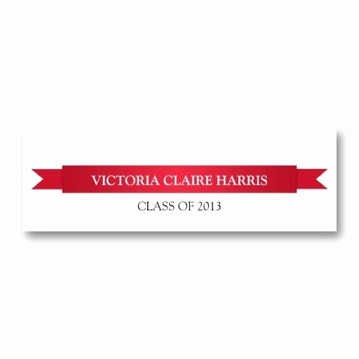 Graduation Name Card Template Inspirational 1000 Images About Name Cards for Graduation Announcements On Pinterest