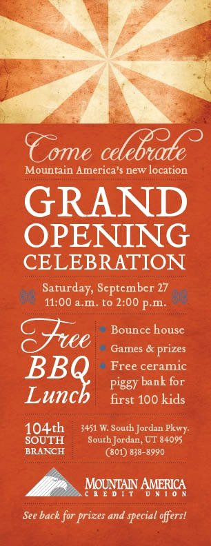 Grand Opening Invitation Template Awesome 32 Best Images About Opening On Pinterest