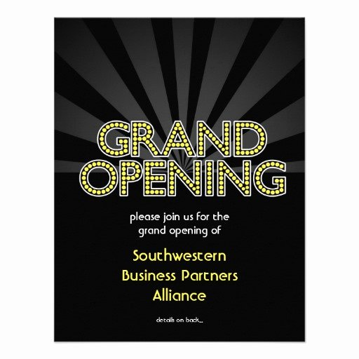Grand Opening Invitation Template Awesome Personalized Party Bus Invitations