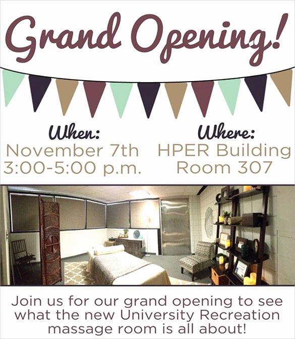 Grand Opening Invitation Template Fresh Business Grand Opening Invitations Wording