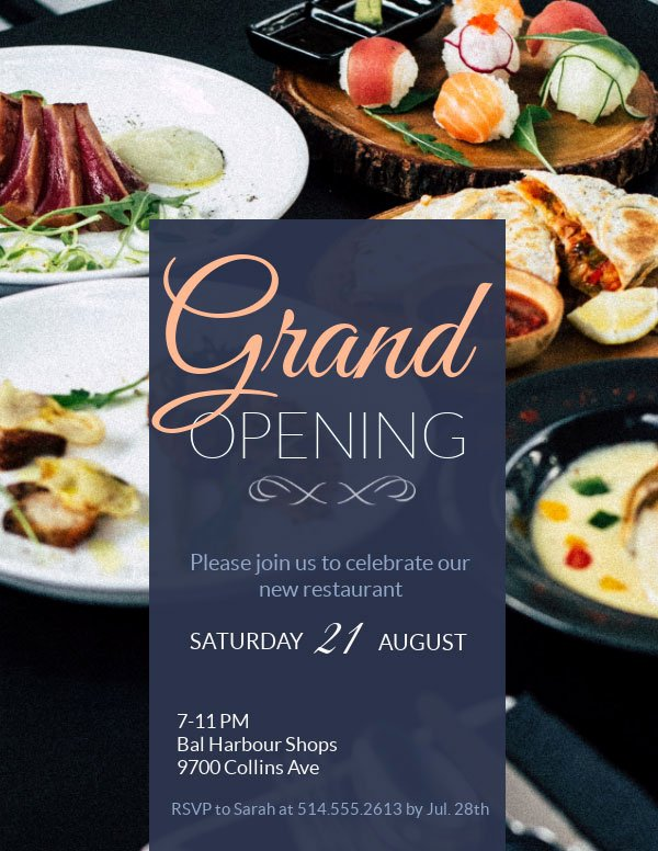 Grand Opening Invitation Template Fresh Free Invitation Maker Invitation Generator