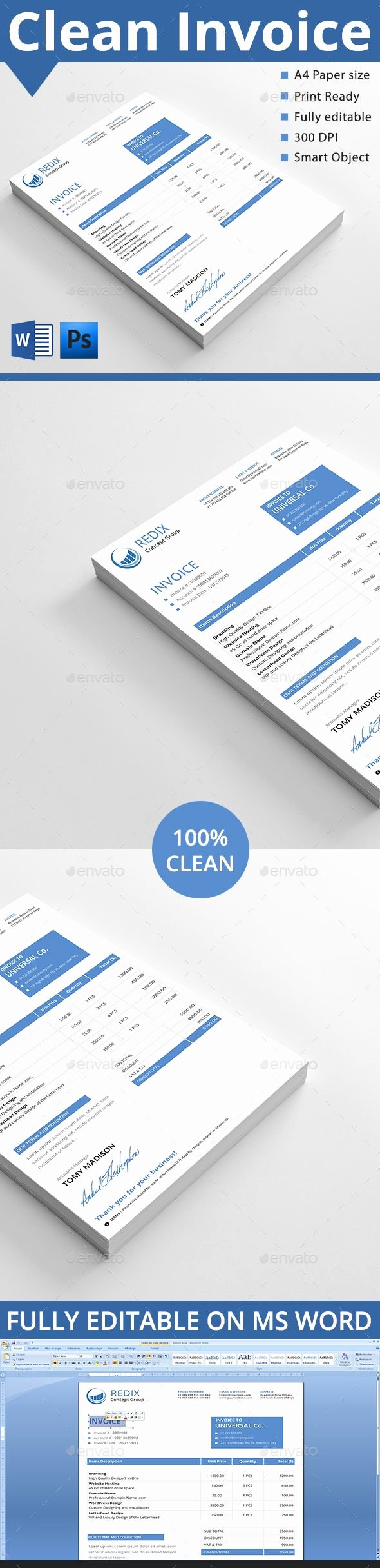 Graphic Design Quote Template Lovely Pin by Best Graphic Design On Proposal & Invoice Templates