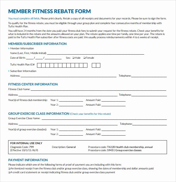 Gym Business Plan Pdf Beautiful Sample Fitness Plan Template 9 Free Documents In Pdf Word