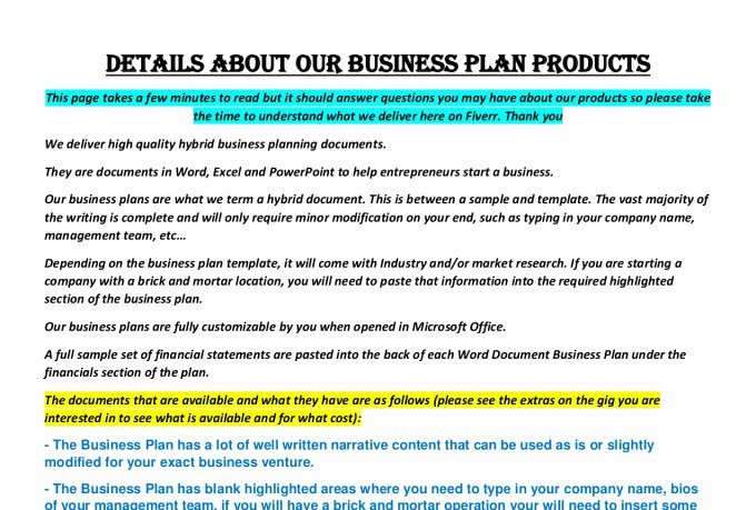 Gym Business Plan Pdf Best Of Supply A Fitness Center Gym Business Plan