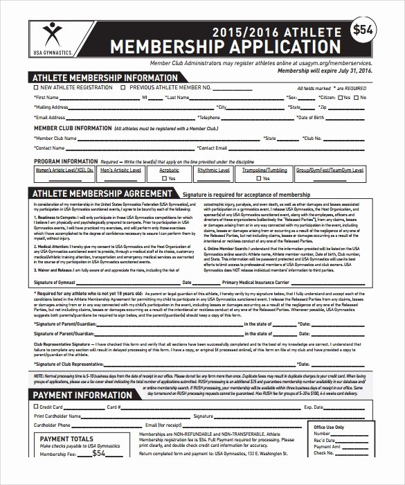 Gym Membership Contract Template Best Of Sample Gym Membership Agreement