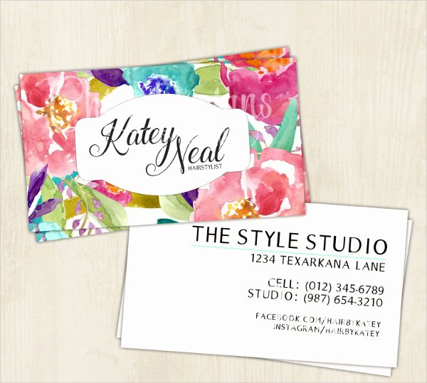 Hair and Makeup Business Cards Fresh 15 Makeup Artist Business Cards In Psd Vector Eps Ai Word