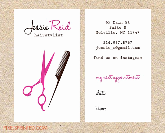 Hair and Makeup Business Cards Lovely top 27 Professional Hair Stylist Business Card Tips