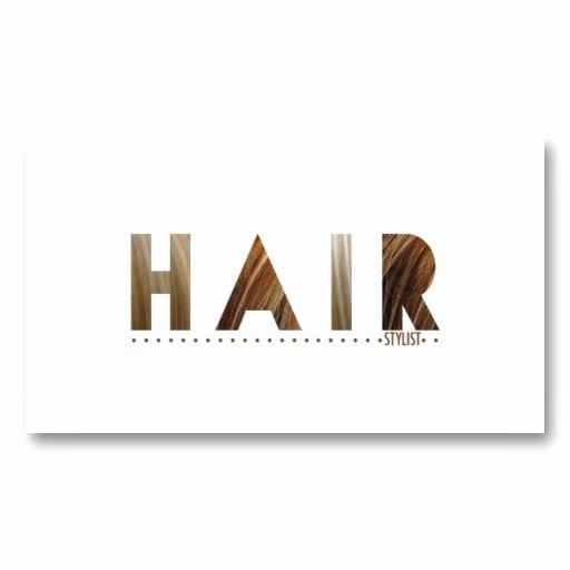 Hair Stylist Business Cards Templates Inspirational Hair Stylist today S Best Award Business Card