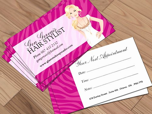 Hair Stylist Business Cards Templates Inspirational Make Your Own Business Card From 20 000 Designs