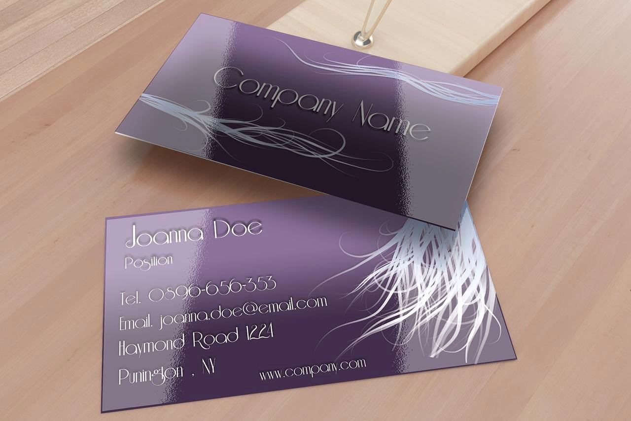 Hair Stylist Business Cards Templates Luxury Hair Stylist Business Card Template by Borcemarkoski On Deviantart