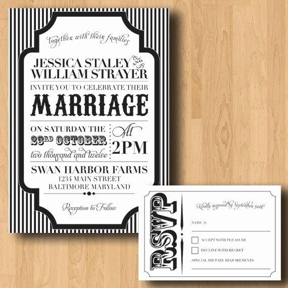 Halloween Wedding Invitation Wording Elegant Carnival Halloween Wedding Invitation Suite