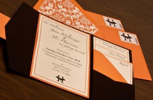 Halloween Wedding Invitation Wording Elegant the Spookiest Creepiest Wedding Invitations You Ll Ever See