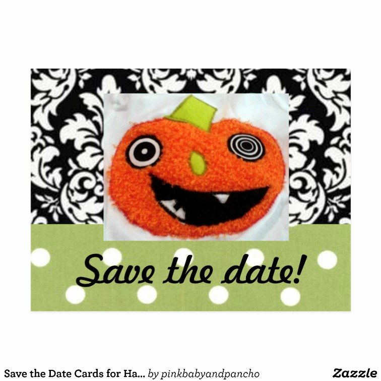 Halloween Wedding Save the Date New Save the Date Cards for Halloween Wedding