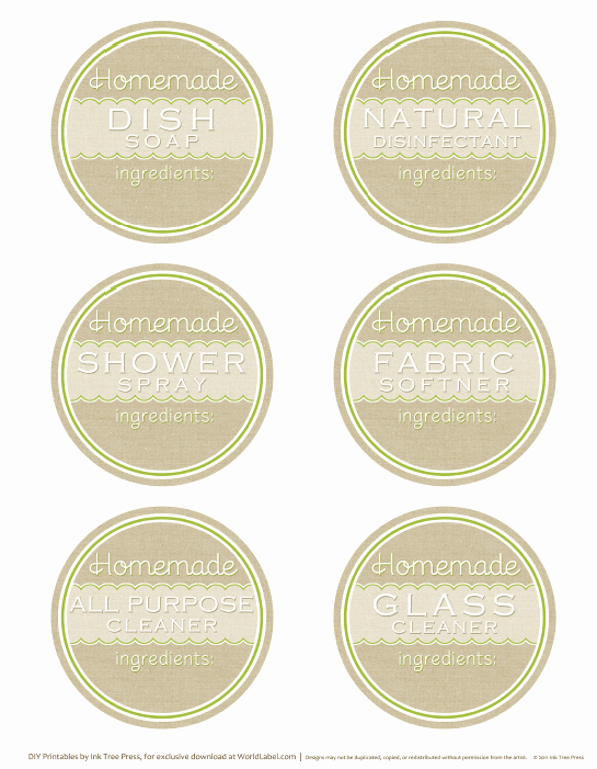 Handmade soap Label Template Fresh Handmade soap Label Template