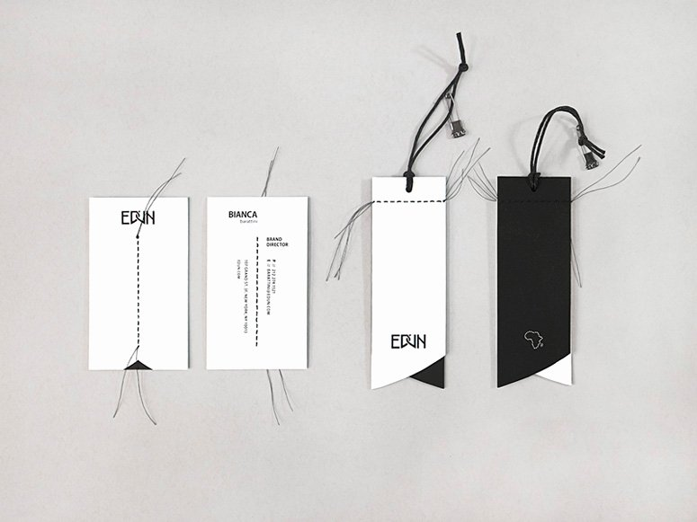Hang Tag Design Template New Fpo Edun Re Brand
