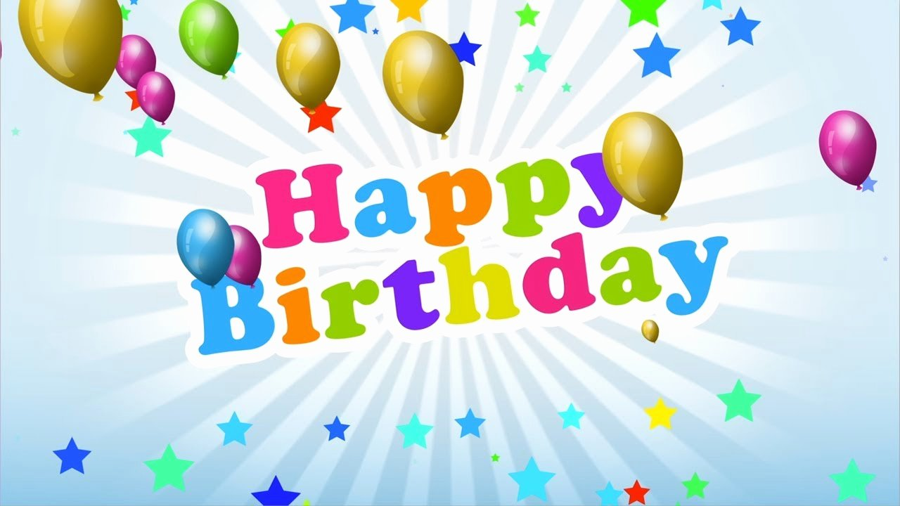 Happy Birthday Background Images Luxury Motion Graphics Animation for Happy Birthday Background Effects