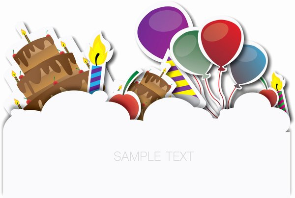 Happy Birthday Banner Design Awesome Happy Birthday Banner Clipart Free Vector 15 519 Free Vector for Mercial Use