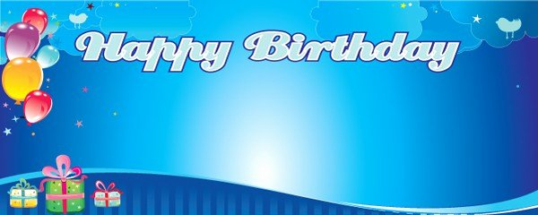 Happy Birthday Banner Design Best Of Happy Birthday Dream Design Personalised Banner