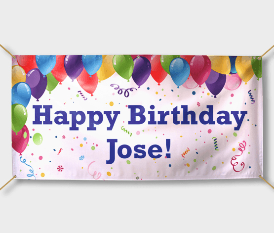 Happy Birthday Banner Design Lovely Happy Birthday Signs Personalized From Halfpricebanners