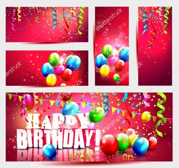 Happy Birthday Banner Design Luxury 20 Party Banner Designs Psd Jpg Ai Illustrator Download
