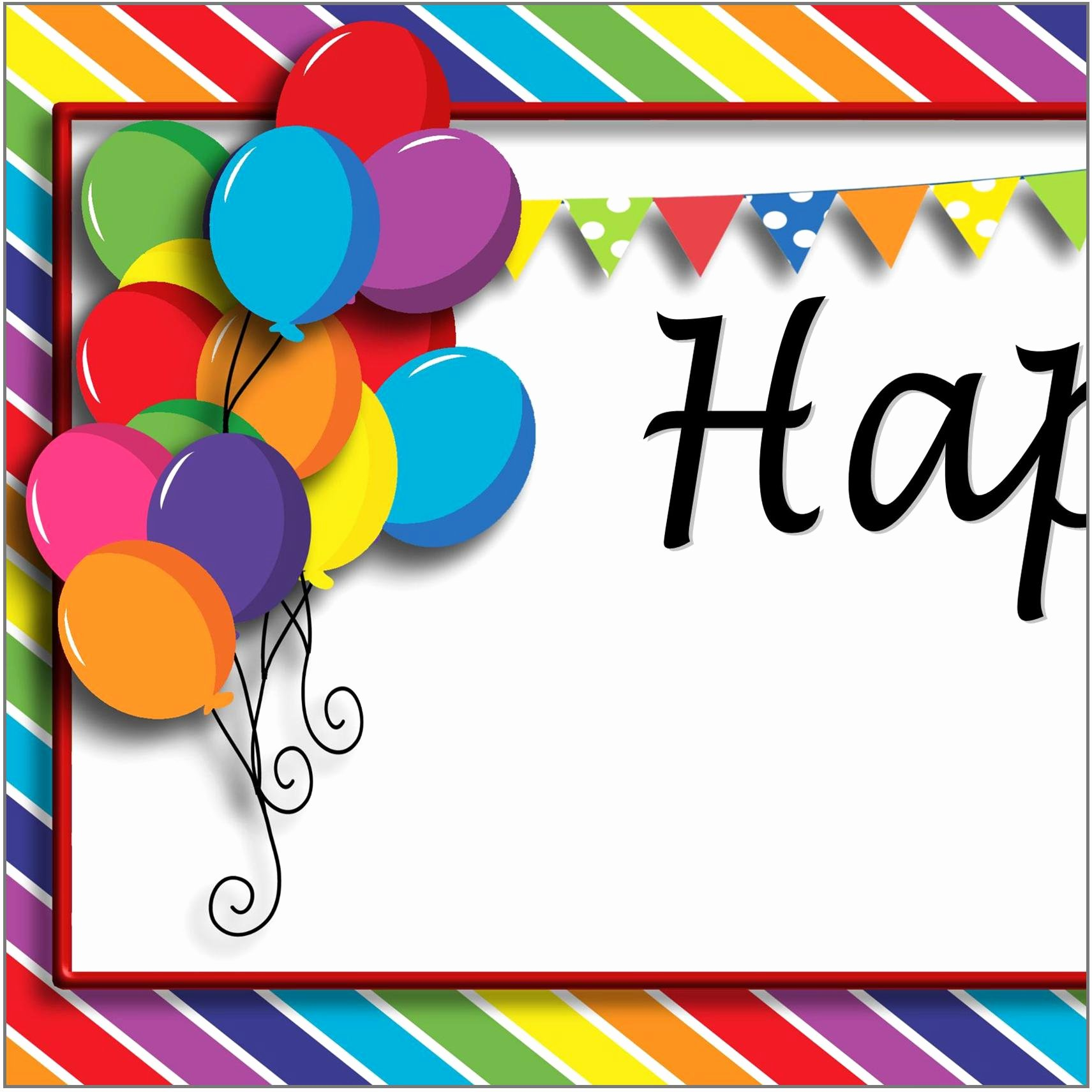 Happy Birthday Banner Design New Birthday Banners for Kids